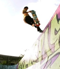 Enjoi Skateboards Louie Barletta