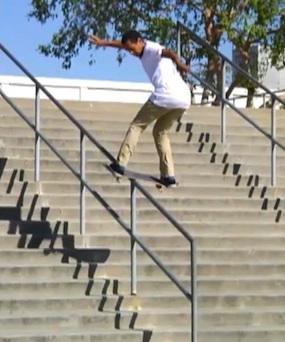 Real Skateboards Pro Chima Ferguson