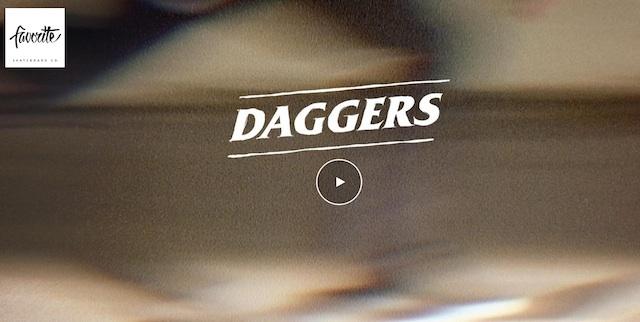 daggers screen