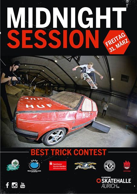 Best Rick Contest Skatehalle Aurich_Spitfire_Thunder_AntiHero